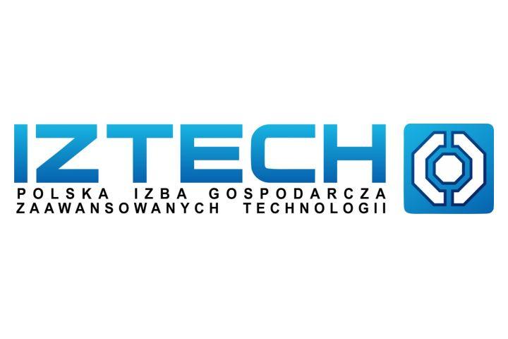Znalezione obrazy dla zapytania: iztech logo