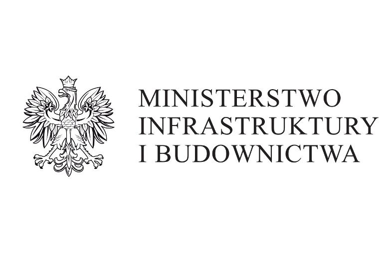 Znalezione obrazy dla zapytania logo ministerstwo infrastruktury i budownictwa